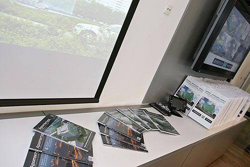 """Информагентство СА """"АРХИТЕКТОР"""": Архитектура, Строительство, Ддизайн. Спецвыпуск. Презентация нового медиацентра НТВ"""
